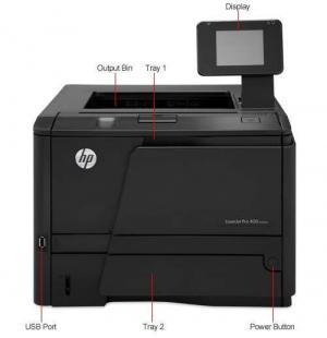 Функциональность принтеров HP